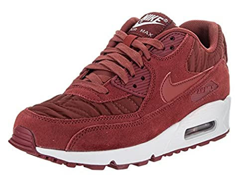 Nike Wmns Air Max 90 Prem, Damen Laufschuhe , rot - dark cayenne 601 - Größe: 39 EU