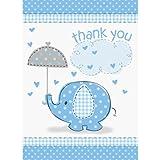 Unique Dankeskarten mit