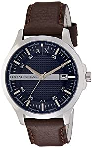 Armani Exchange Analog Blue Dial Men's Watch - AX2133I