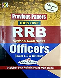 PREVIOUS PAPERS RRB Regional Rural Banks Officers (PREVIOUS PAPERS RRB Regional Rural Banks Officers)
