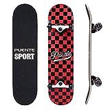 NACATIN Skateboard Komplettboard