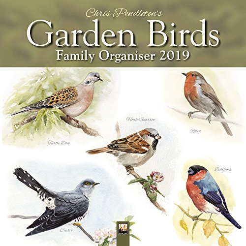Chris Pendleton Garden Birds Family 2019 Organiser