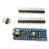 SHAHIDEER Mini Nano V3.0 Modul ATmega328P CH340G 5V Entwicklerboard 16MHz Micro-controller board für Arduino 1Stück