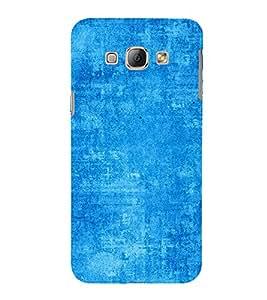 EPICCASE Blue jean Mobile Back Case Cover For Samsung Galaxy A8 (Designer Case)