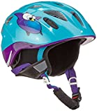ALPINA Kinder Radhelm Ximo Flash Winter Fahrradhelm, Owls, 49-54 cm