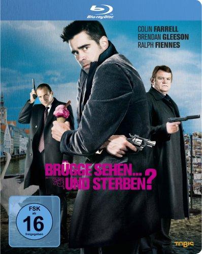 Brügge sehen... und sterben? - Steelbook [Blu-ray] [Limited Edition]