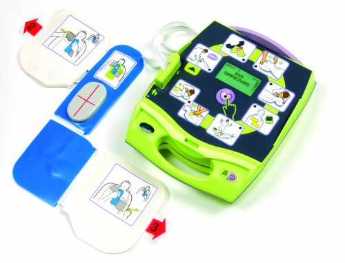 Zoll H40017 AED Plus Semi-Automatic Defibrillator - Multicolor