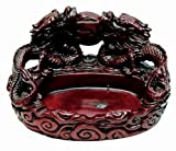 Fabulous Hong Tze Collection--Dragon Ashtray