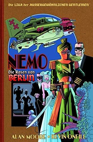 Die Liga der außergewöhnlichen Gentlemen: Nemo: Die Rosen von Berlin