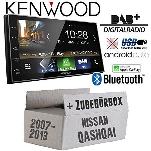Kenwood DMX7018DABS - Radio para Coche Bluetooth