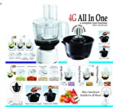 Maggi RIO All in One 4G Food Processor Attachment and Coconut Scrapper for Mixer