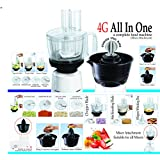 Maggi Rio All in One 4G Food Processor Attachment & Cocounut scrapper for Mixer