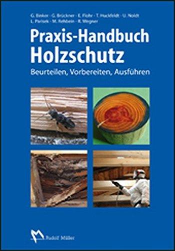 Praxis-Handbuch Holzschutz: Vorbeugen, Beurteilen, Sanieren