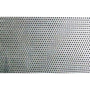 Lochblech aus Aluminium, 5 cm Streifen