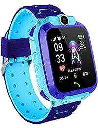 Dewanxin Smartwatches, Reloj Inteligente Android con Ranura para Tarjeta SIM, XP67 a Prueba de