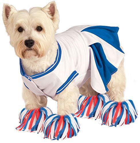 Rubie's Deluxe Cheerleader Pet (Cheerleader Kostüme Für Hunde)