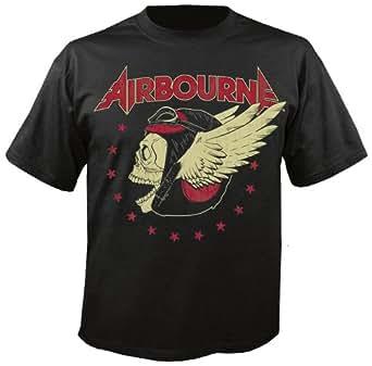 AIRBOURNE - Pilot Fighter - T-Shirt Größe XXL