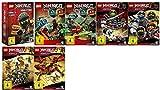 LEGO Ninjago Staffel  1-9