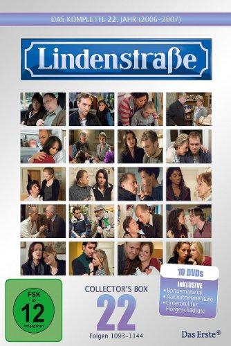 Lindenstraße - Das komplette 22. Jahr (10 DVDs)