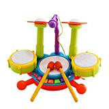 EMOB Dynamic Fun Beats Jazz Musical DRUM...