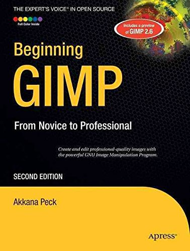 [(Beginning GIMP : From Novice to Professional)] [By (author) Akkana Peck] published on (January, 2009) par Akkana Peck