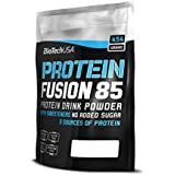 Biotech USA 10020020500 Protein Fusion 85 Saveur Cookies & Cream