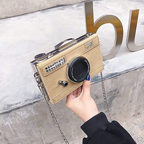 Yitao Bolso señoras Diseño personalizado moda cámara