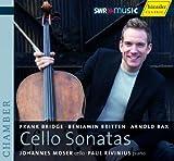 Cello Sonatas J. Moser/P. Rivinius-(1cd)