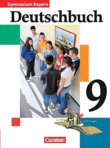 Deutschbuch Gymnasium - Bayern / 9. Jahrgangsstufe - Schülerbuch, 6. Dr. 2017