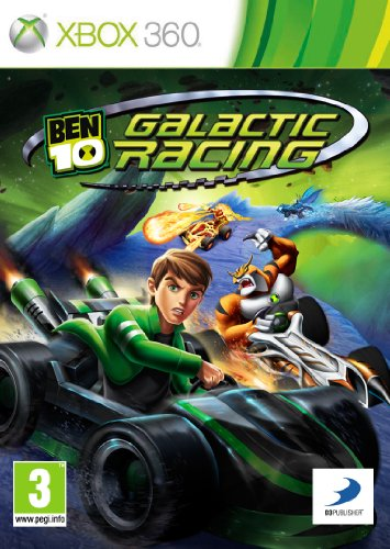 Ben 10: Galactic Racing (Xbox 360) [UK IMPORT] (Ben 10 Pc)