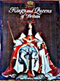 Debrett's Kings and Queens of Britain by David Williamson front cover