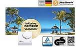Marmony M800 Bildheizung Beach inkl. Thermostat 800W