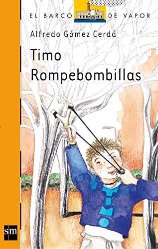 Timo Rompebombillas (Barco de Vapor Naranja) por Alfredo Gómez Cerdá
