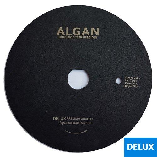 ALGAN Teflonbeschichtetes Kebab Kreismesser Dönermesser KT-D90 DELUX