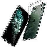 Spigen Liquid Crystal, Designed for iPhone 11 Pro Case (2019) - Crystal Clear