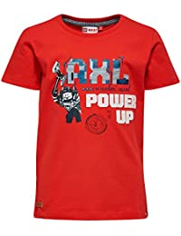 Lego Wear Boy Nexo Knights Teo 403, T-Shirt Garçon