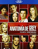 Anatomía de Grey (4ª temporada) [Blu-ray]