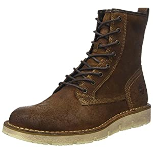 Timberland Westmore Boot, Bottes & Bottines Classiques Homme, Marron (Cocoa Brown Milk Suede), 41 EU