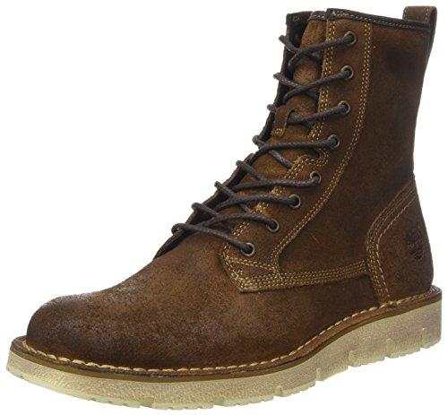 Timberland Herren Westmore Boot Klassische Stiefel, Braun (Cocoa Brown Milk Suede), 43.5 EU