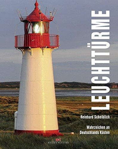 Leuchttürme: Wahrzeichen an Deutschlands Küsten - Küsten-leuchttürme