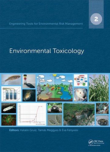 Engineering Tools For Environmental Risk Management: 2. Environmental Toxicology por Katalin Gruiz epub