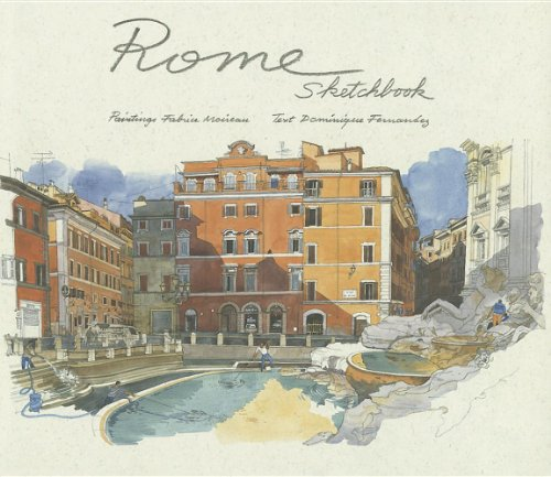 Rome Sketchbook (Sketchbooks) por Fabrice Moireau