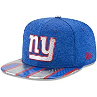 new product 15b8f 641a9 New Era New York Giants 2017 NFL Draft Snapback Cap