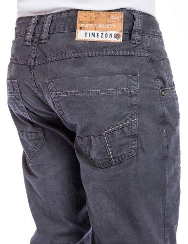 Timezone - Pantalon - Skinny/Slim - Homme Bleu (Smokey Blue 3538)