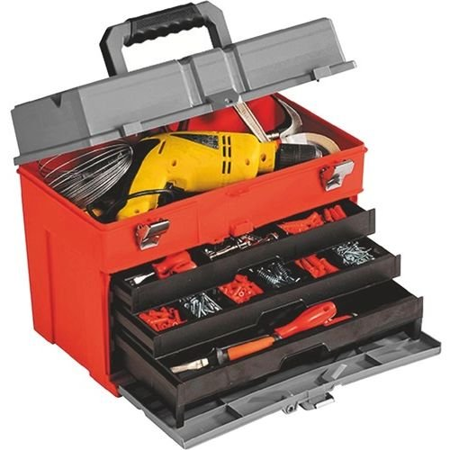Werkzeugkoffer a.PP 440x250x300mm