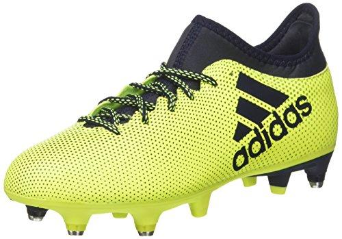 adidas X 73 SG, Scarpe da Calcio Uomo, Giallo (Solar Yellow Legend Ink), 42 2/3 EU