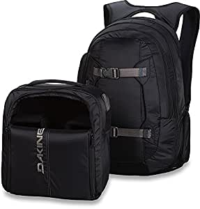 DAKINE Multifunktionsrucksack Mission Photo, Black, 51 x 28 x 15 cm, 25 Liter, 8150802