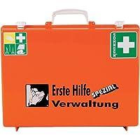 Söhngen 0360110 Erste-Hilfe-Koffer SPEZIAL, Verwaltung, B 400 x H 300 x T 150 mm, orange preisvergleich bei billige-tabletten.eu