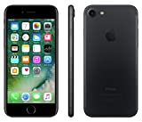 Apple iPhone 7 UK Sim-Free Smartphone, 32 GB – Black thumbnail