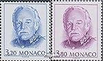 Gebiet: Monaco, Ausgabeanlass: 1990 Freimarken: Fürst Rainier III., Titel: 1959-1960 (kompl.Ausg.), Jahrgang: 1990,